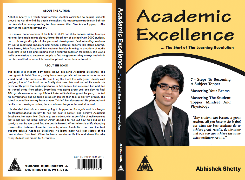 does academic excellence guarantees a successful The president's award for excellence is used to reconize academic success in order to be awarded, one must achieve the following: have a gpa (grade point average) of a n a starting in fourth.