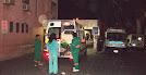 Una noche en la guardia del Hospital Rawson