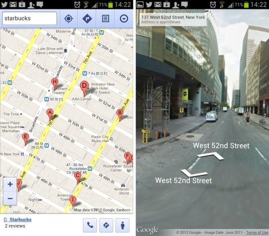 Now Google Has Launched Street View Application : eAskme