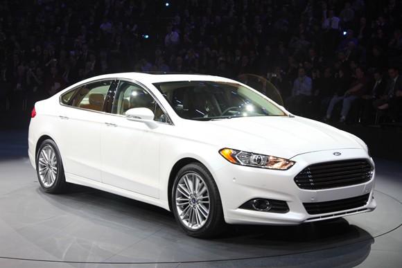 Nuevo Ford Mondeo 2013 sera presentado en 3 dias