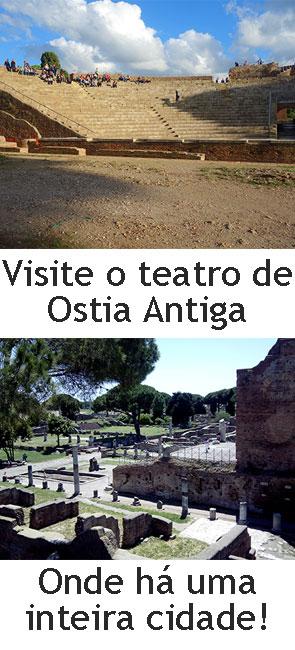 Passeio à Ostia Antiga com uma guia particular!