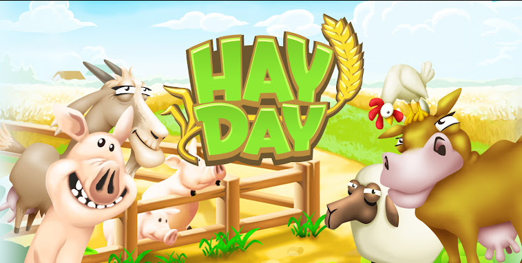 Hay Day Hack Tool Cheat for Unlimited Coind and Diamonds!