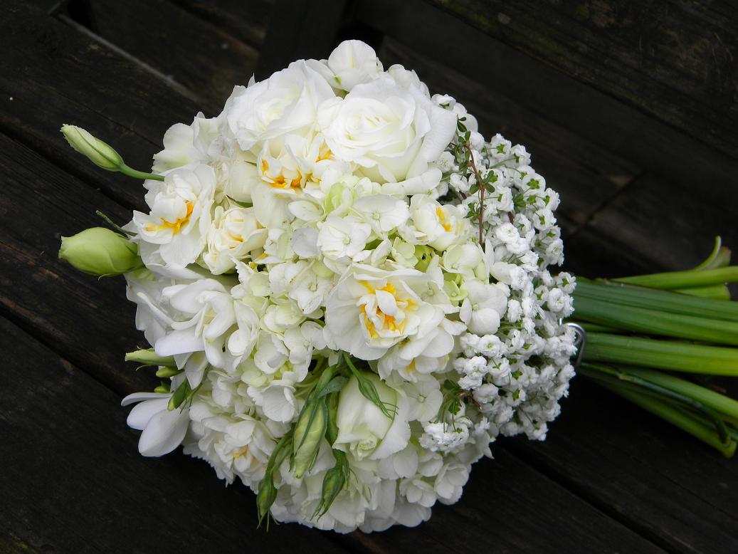 Wedding Flowers From Springwell Whats In A Name Bridal Wreath