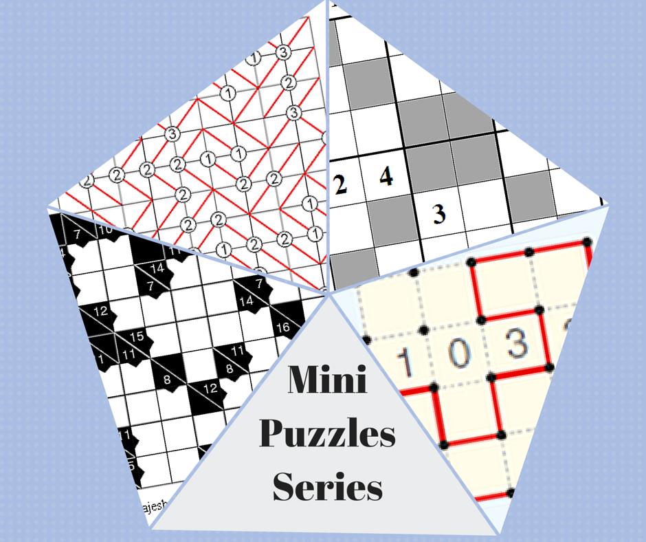 Mini Puzzles Series