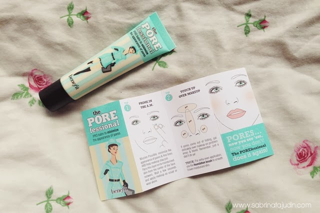 spy gal porefessional balm review and price