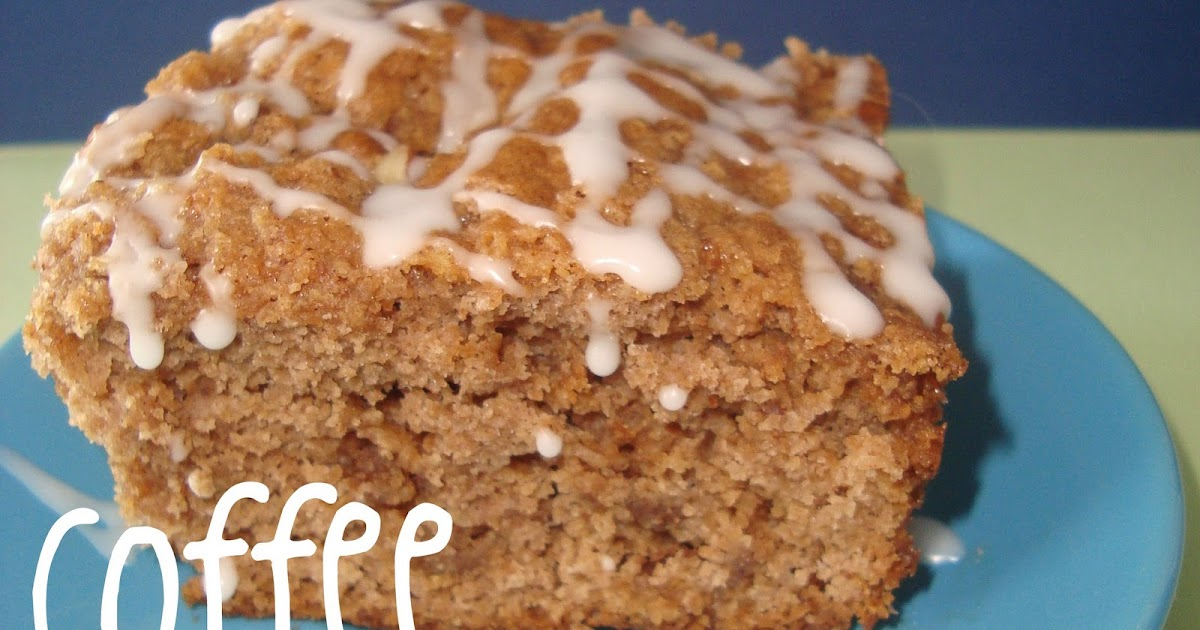 Graham Streusel Coffee Cake ~ Dip it in Chocolate