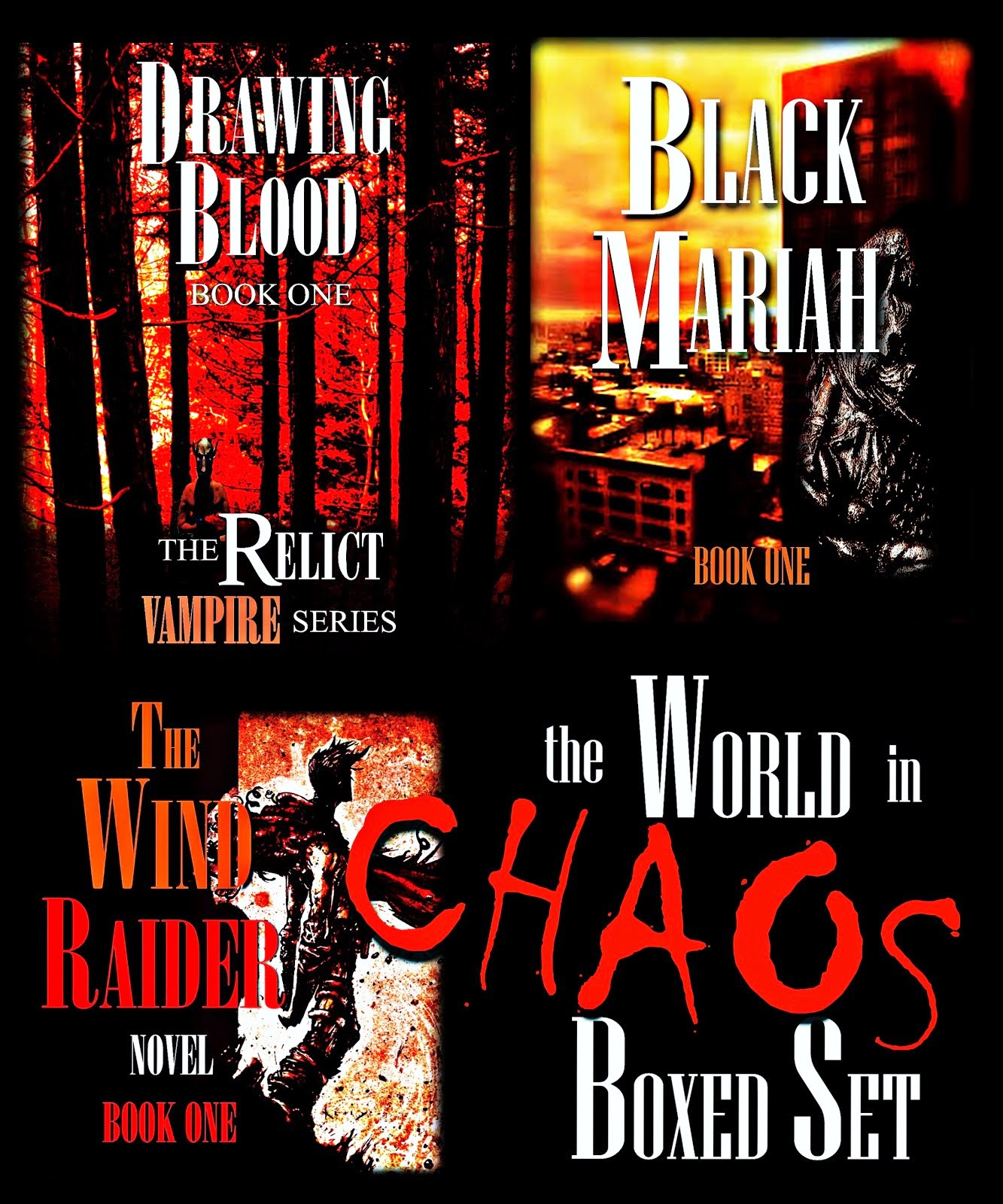 THREE e-book Series Starters - all for 99 cents!