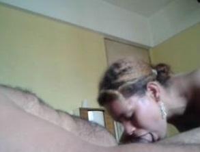 Renata Noia e Gravida no Motel