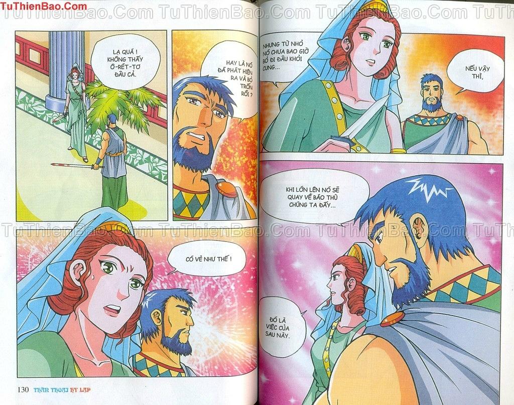 Thần thoại Hy Lạp Chapter 14 - Trang 64