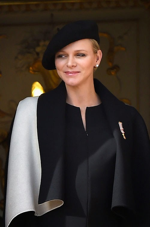 Cannon evidence: Princess Charlene Gets 2 girls?