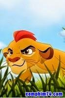 The Lion Guard ...