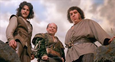 Los tres villanos iniciales de la historia