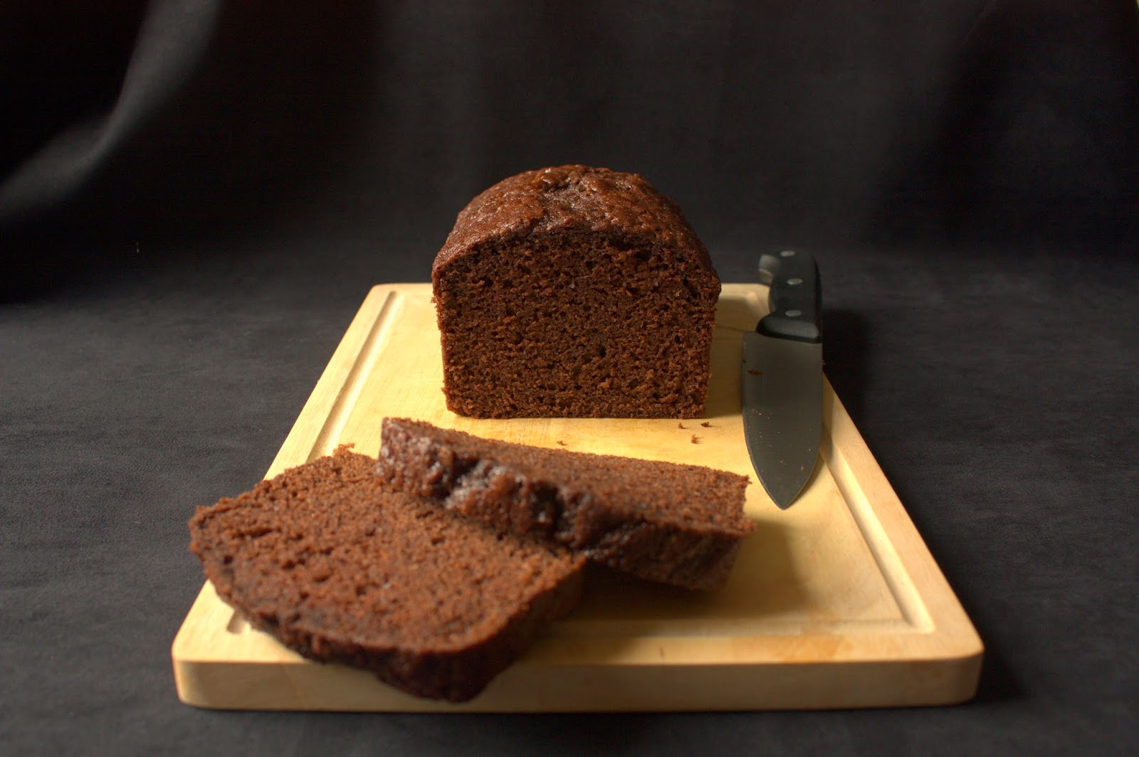 Economical Chocolate Chilli Loaf Cake
