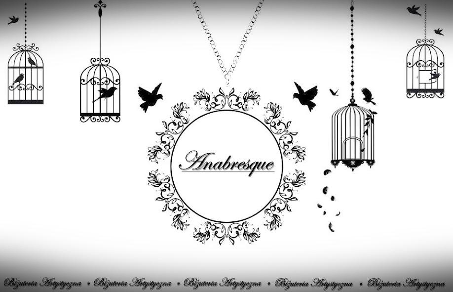 Anabresque - biżuteria artystyczna, lakierowa