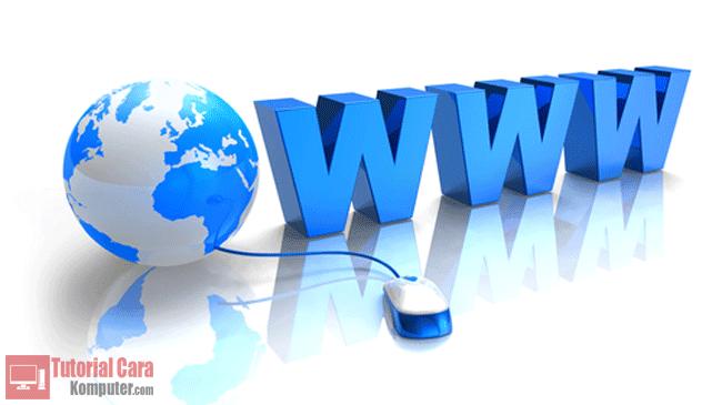 Pengertian, Sejarah dan Fungsi World Wide Web (WWW) - TutorialCaraKomputer.com