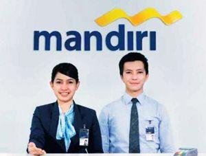 Frontliner Bank Mandiri