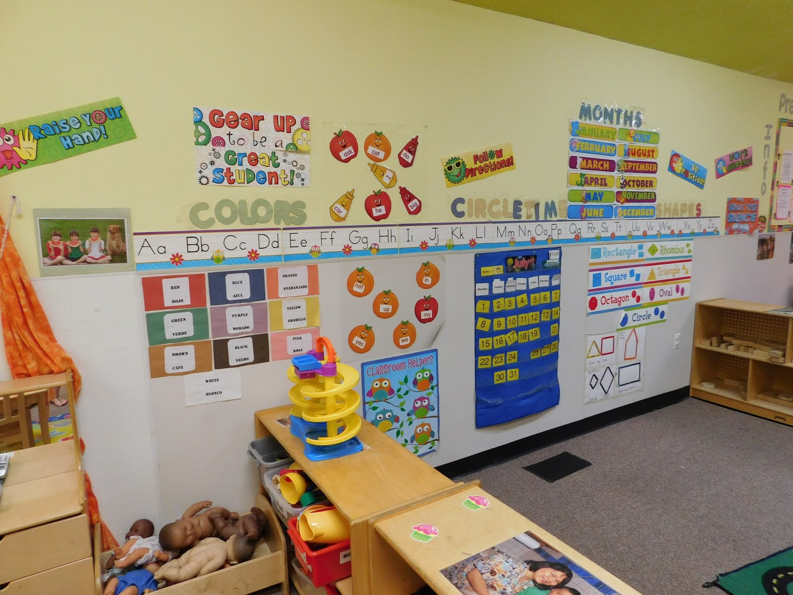 preschool classroom Sheryl cooper is the founder of teaching 2 and 3 year olds, a website full of activities for toddlers and preschoolers she has been teaching this age group for over 18 years and loves to share her passion with teachers, parents, grandparents, and anyone with young children in their lives.
