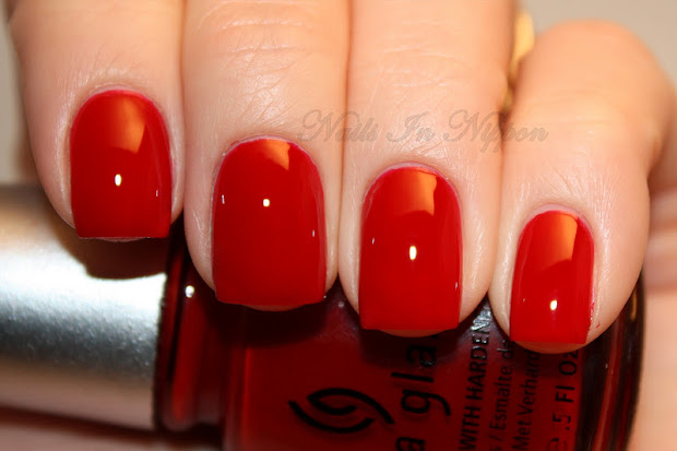 nails in nippon 12 days of christmas