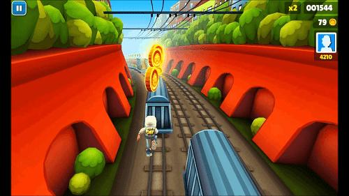Download Subway Surfers HD PC Full Version Terbaru 2