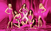 Desperate Housewives Pink Ribbon