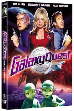 DVD I just watched: Galaxy Quest