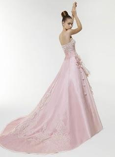 Vestidos de noivas coloridos 04