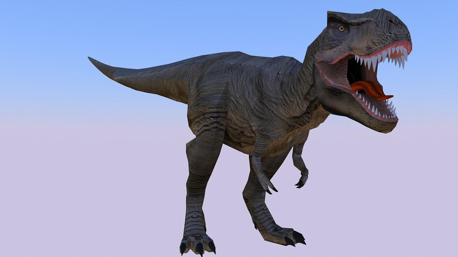 Alejandr0 tyrannosaurus rex wip for Tyranosaurus rex