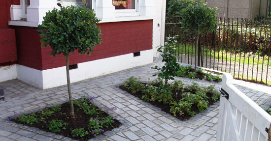 Complete Front Garden Design ideas | Home Design Ideas