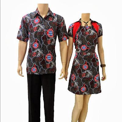 Model Baju Batik Modern Remaja Batik Indonesia