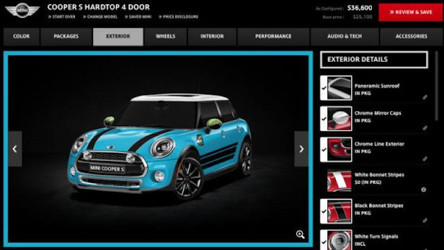 بات, بإمكانكم, تصميم, سيارة, أحلامكم, مع, MINI, Configurator