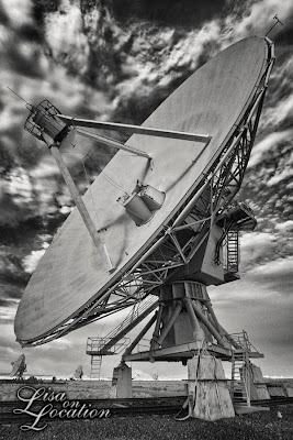 Very Large Array, National Radio Astronomy Observatory, infrared, New Mexico