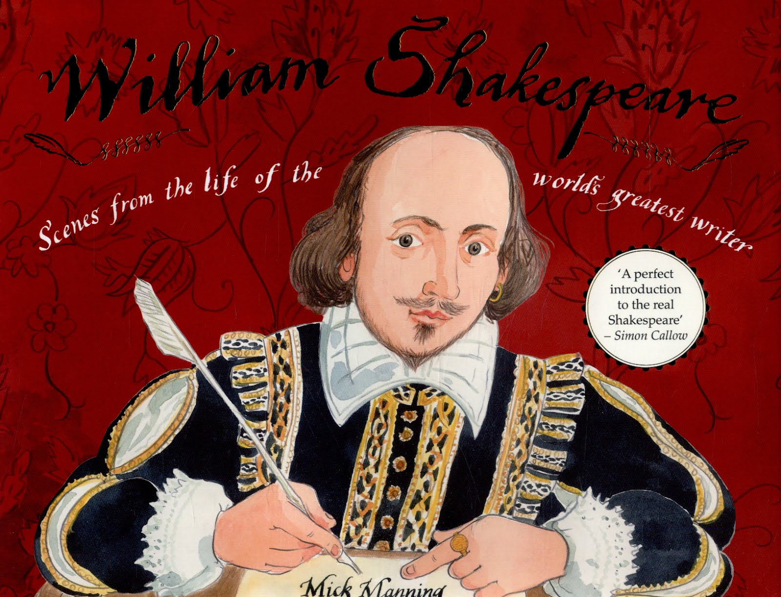 bardfilm  book note william shakespeare scenes from the life of the world s greatest author
