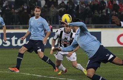 Lazio 2 - 2 Udinese (1)