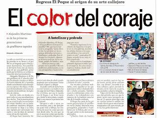 Peque vrs periodico mural cultura guadalajara jal for El mural guadalajara jalisco