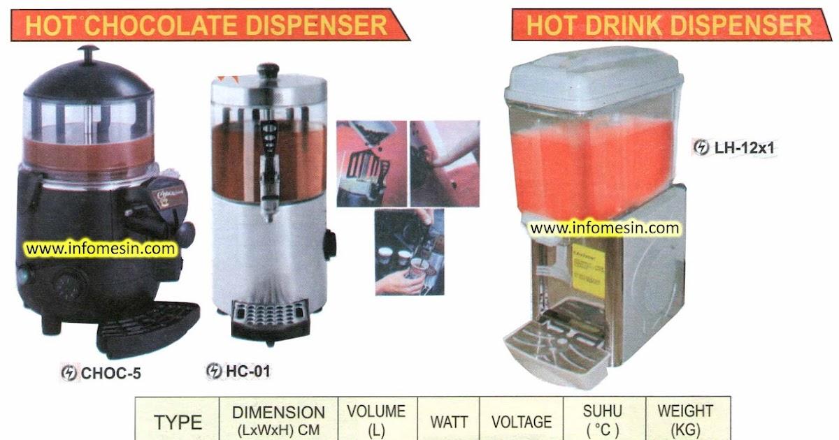 Hot Drink Dispenser Kitchen Equipment