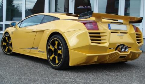 One Extreme Lamborghini Gallardo Body Kit