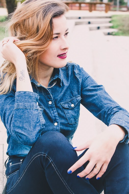 Look All Jeans - Total Jeans | Ally Arruda Blog | Click do Momento Fotografia