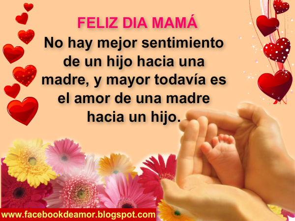 Dia de la Madre 'Mamá' fotos !