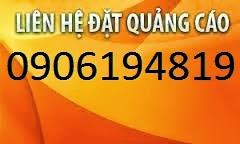Liên hệ quảng cáo 0906194819