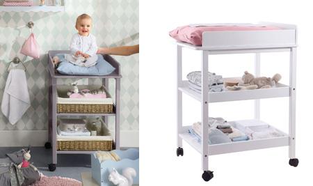 Cambiadoresblog de moda infantil ropa de beb y - Cambiadores para cunas ...