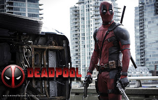 deadpool movie 2015 poster best by macemewallpaper.blogspot.com