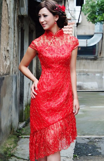 Chinese Red Wedding Dress 78 Popular And then I thought