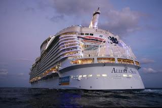 Kapal pesiar terbesar di dunia