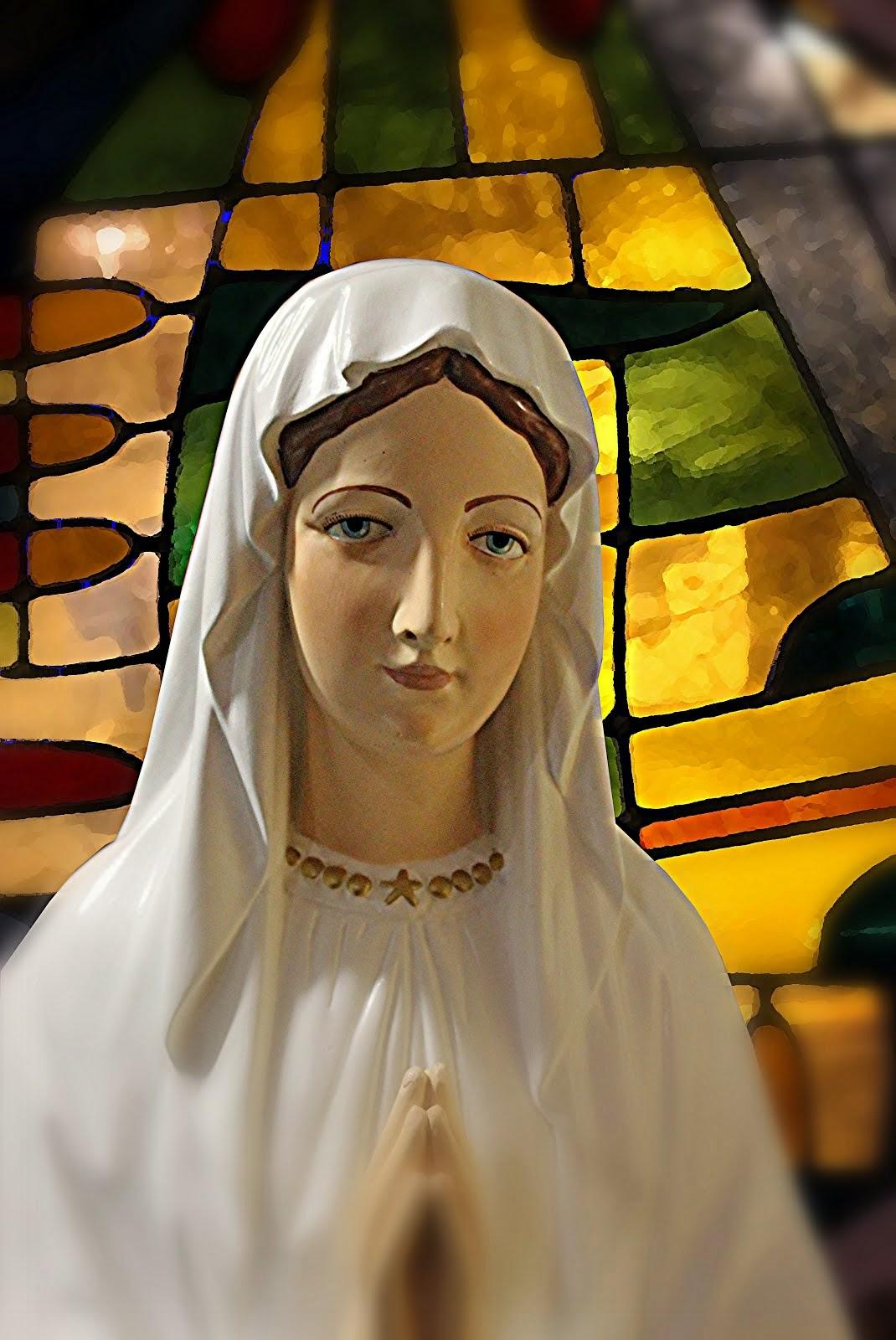 Cultos en Honor a la Virgen de Lourdes.