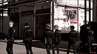 Teen Top (틴탑) Warning Sign (사각지대)