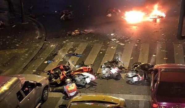 Empat lelaki Uighur ditahan polis bantu siasatan serangan bom di Thailand