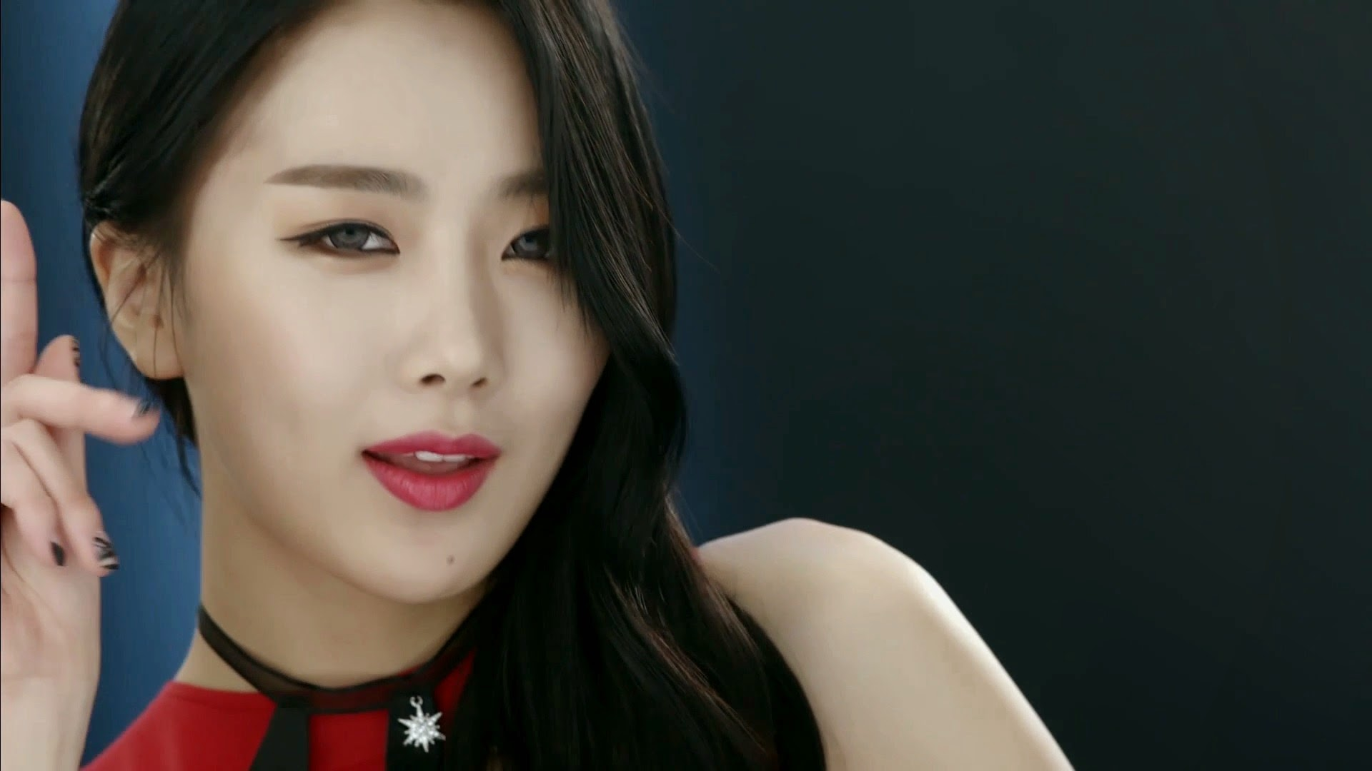 Dal Shabet's Subin in Joker MV