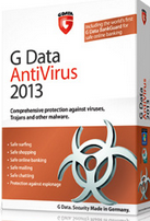 G Data Anti-Virus 2013 free download