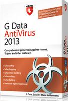 G Data Anti-Virus 2013 free download