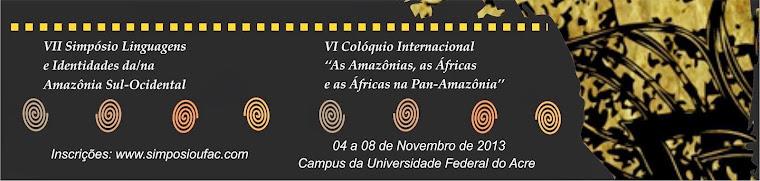 VII Simpósio Linguagens e Identidades da/na Amazônia Sul-Ocidental